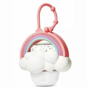 Bath & Body Works Rainbow Pocketbac Holder